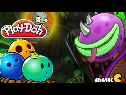 Plants Vs Zombies2 Plants Vs Zombies Plants Play Doh