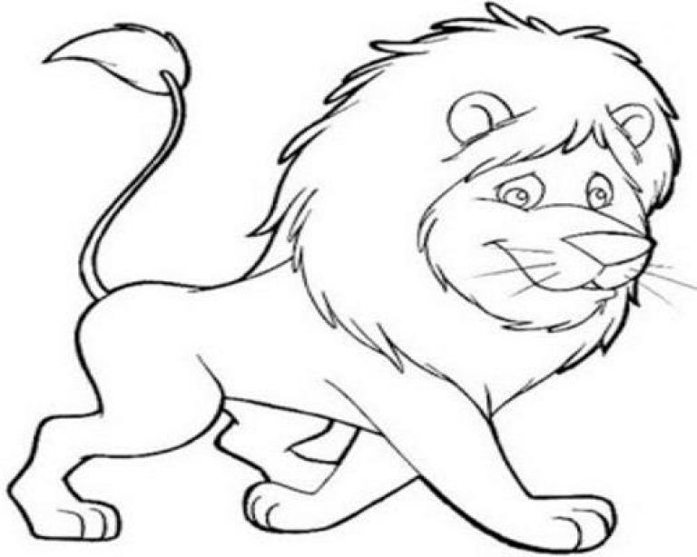 Gambar Singa Buat Mewarnai Anak Paud Lion Coloring Pages Zoo Animal Coloring Pages Whale Coloring Pages