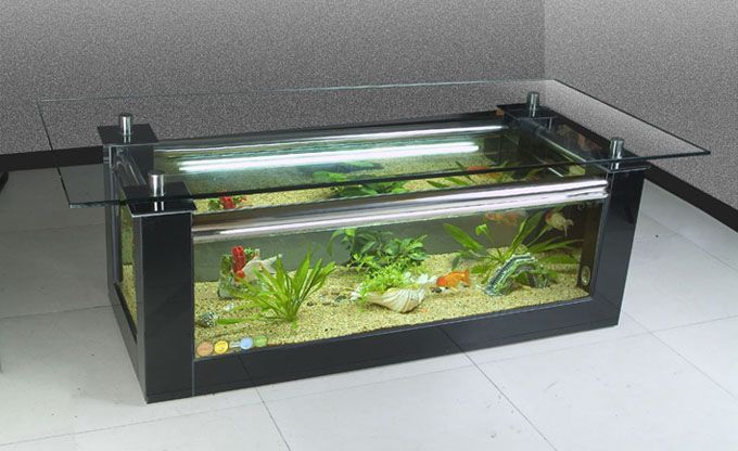 World39s best aquariums the worlds top 10 most unusual for Tank furniture
