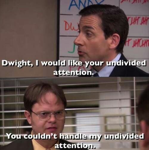 Dwight Schrute D Office quotes, Office memes, The office