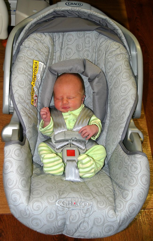 Before You Choose A Newborn Baby Car Seat… Some Things You
