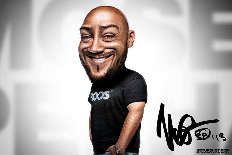 """""""Moses Pelham"""" Photo & retouch by GETURSHOT.COM"""