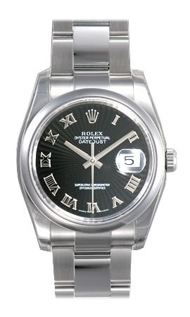 Rolex Datejust, gotta have the Roman numerals. One day I will own this watch!