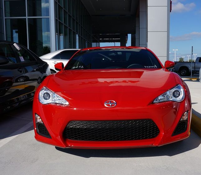 2013 Scion FR-S Near Orlando Gets New Tires And Enhanced