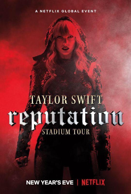 Photo of Reputation Stadium Tour on Netflix