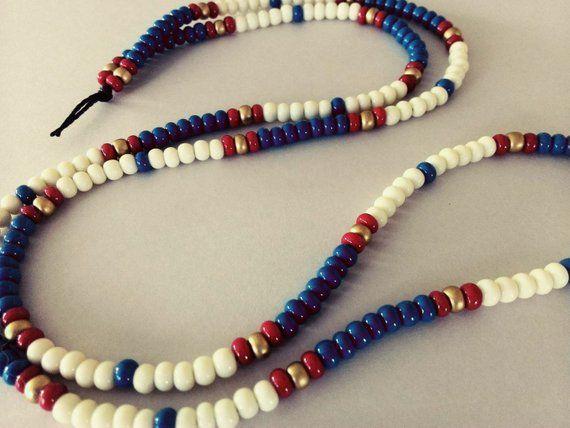 Photo of Jim Morrison necklace/ Venice Beach 1966 Cobra necklace/Hippie necklace/Hippie Jewelry/Hippie bead necklace