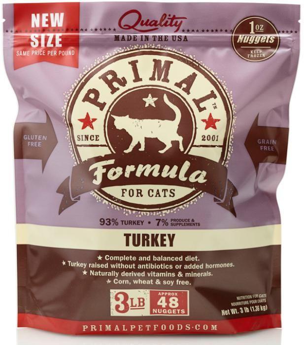 Primal Pet Food Frozen Google Search Raw Cat Food Recipes Food Animals Dog Food Recipes