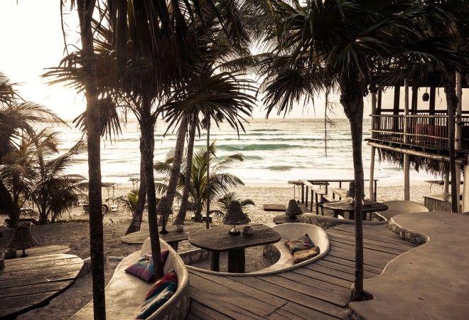 Papaya Playa Hotel Tulum Mexico Beach Clubriviera