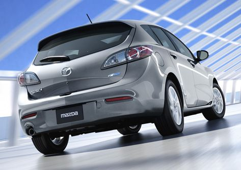 2013 Mazda3 Hatchback Fuel Efficient Compact Car   Up To 39 MPG | Mazda USA