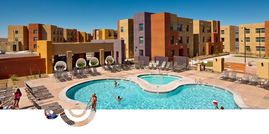 LoboVillage | University of New Mexico Student Housing