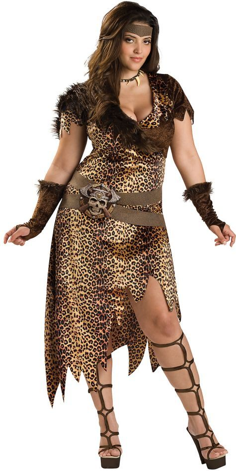26eb2f4f011 Sexy Plus Size Barbarian Woman Costume for Adults - Party City ...