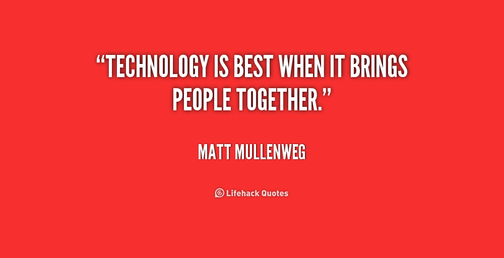 Quotes On Technology Adorable Inspiring Quotes About Technology  Google Search  Tech