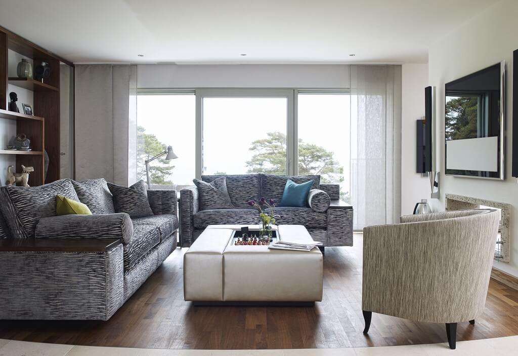 Wohnzimmer Inneneinrichtung elegantes wohnzimmer inneneinrichtung designhaus griffen