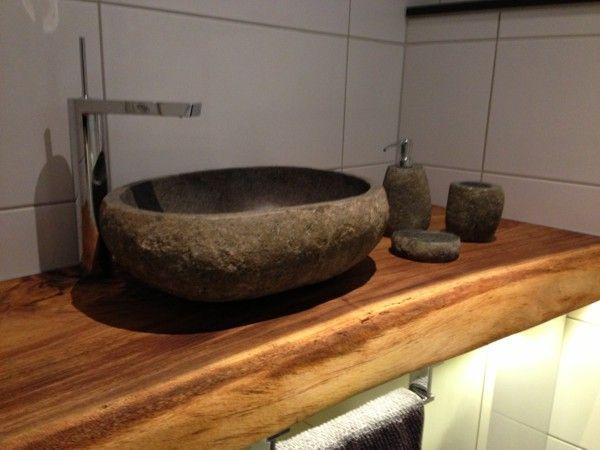 Waschtischplatte Holz bildergebnis für steinwaschbecken weinkeller