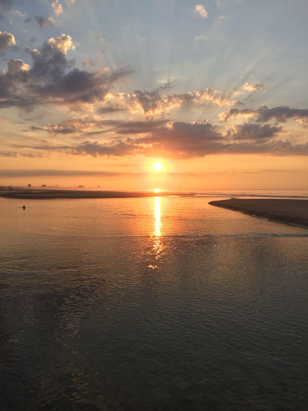 Ocean city nj sunrise my pix pinterest ocean city nj and ocean city nj sunrise nvjuhfo Image collections