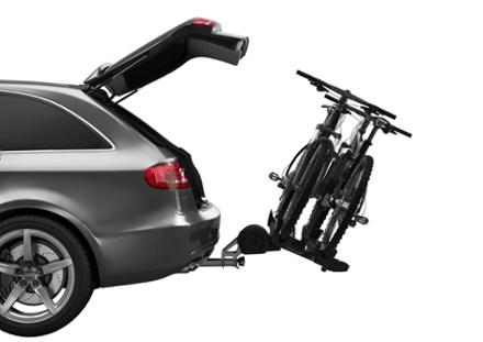 Thule T2 Pro Xt 2 Bike Hitch Rack Black 1 25 In Hitch Bike Rack