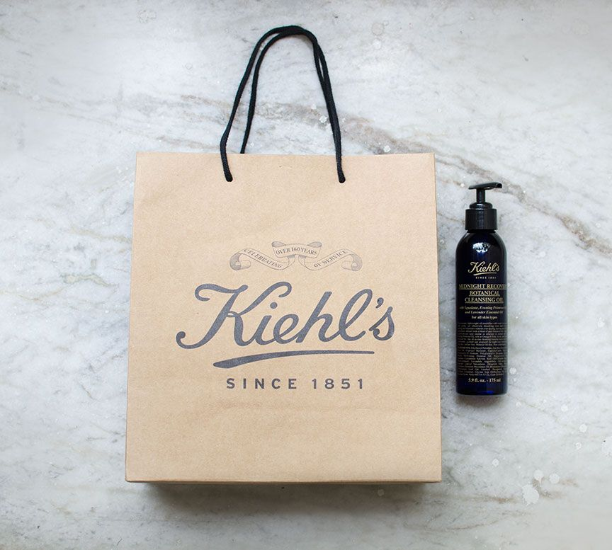 RUDRITA X KIEHL'S Cleansing oil, Kiehls, Beauty skin