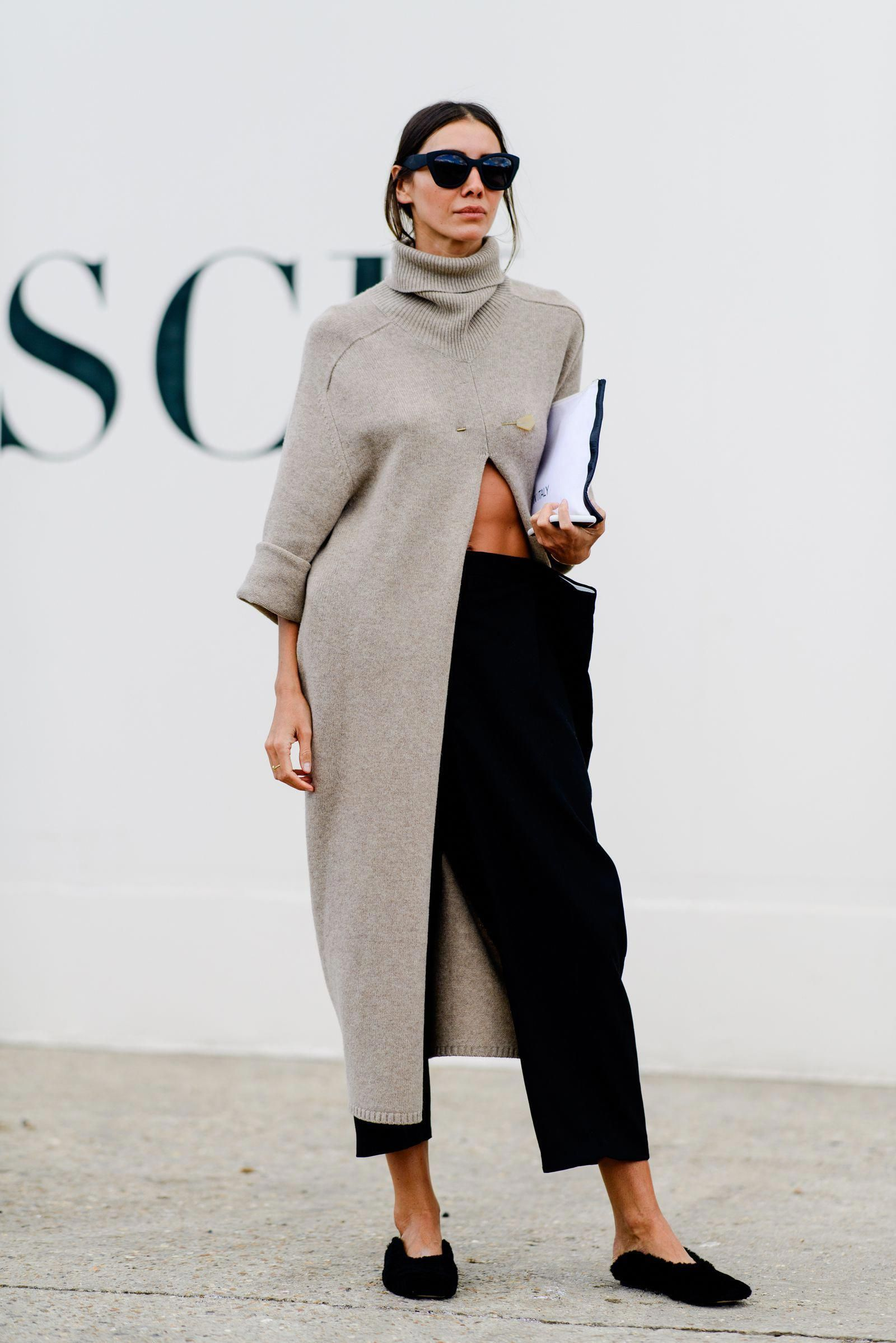 a0427a3ab The Most Unforgettable Street Style Looks at Paris Fashion Week  #womensstyles