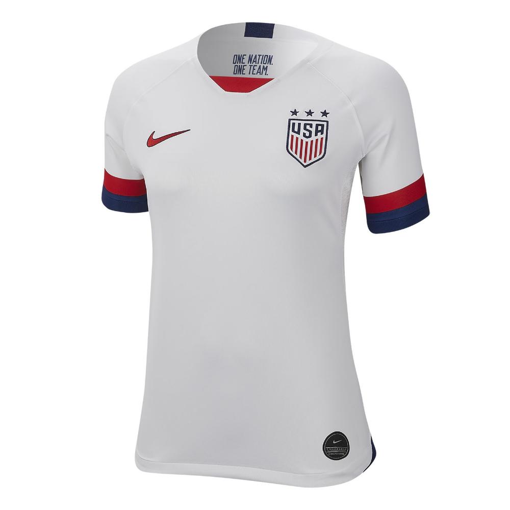 Camiseta Nike 1a Estados Unidos Stadium mujer 2019 ...