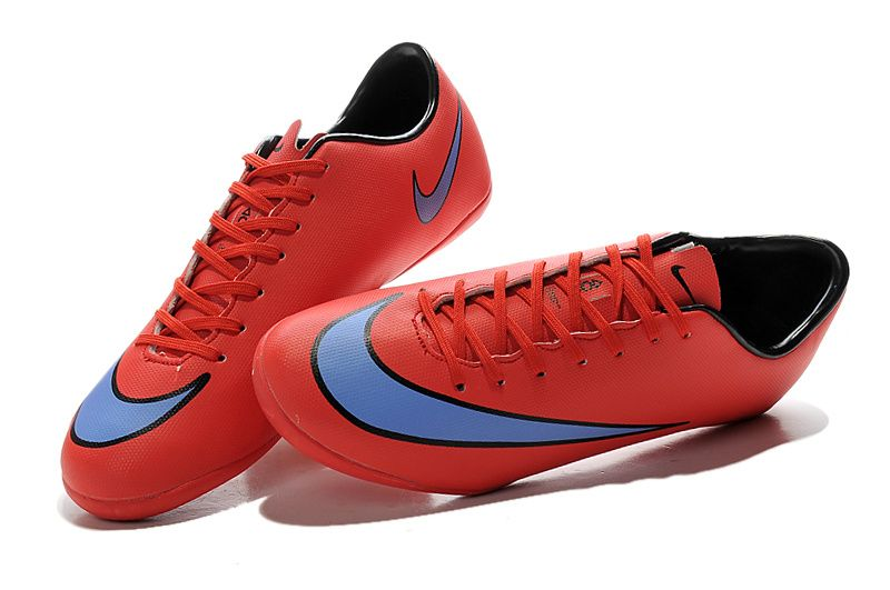 Professional Nike Mercurial Victory V Indoor Bright Crimson Persian Violet  $61.99