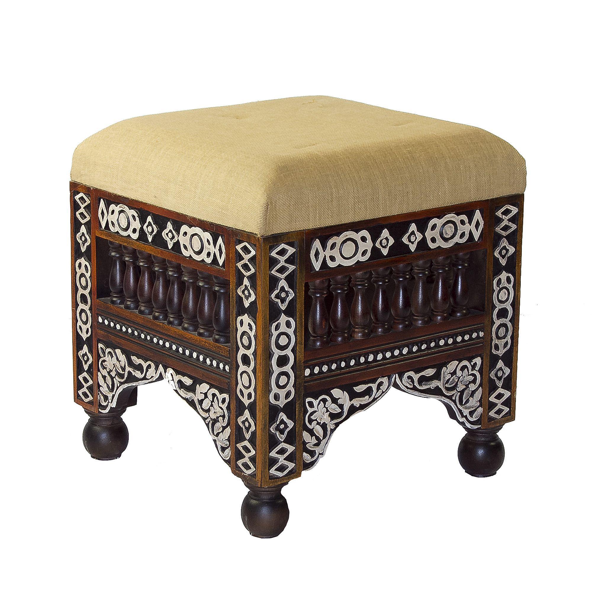 Cool Filanan Gudari Syrian Ottoman Products Ottoman Ottoman Lamtechconsult Wood Chair Design Ideas Lamtechconsultcom