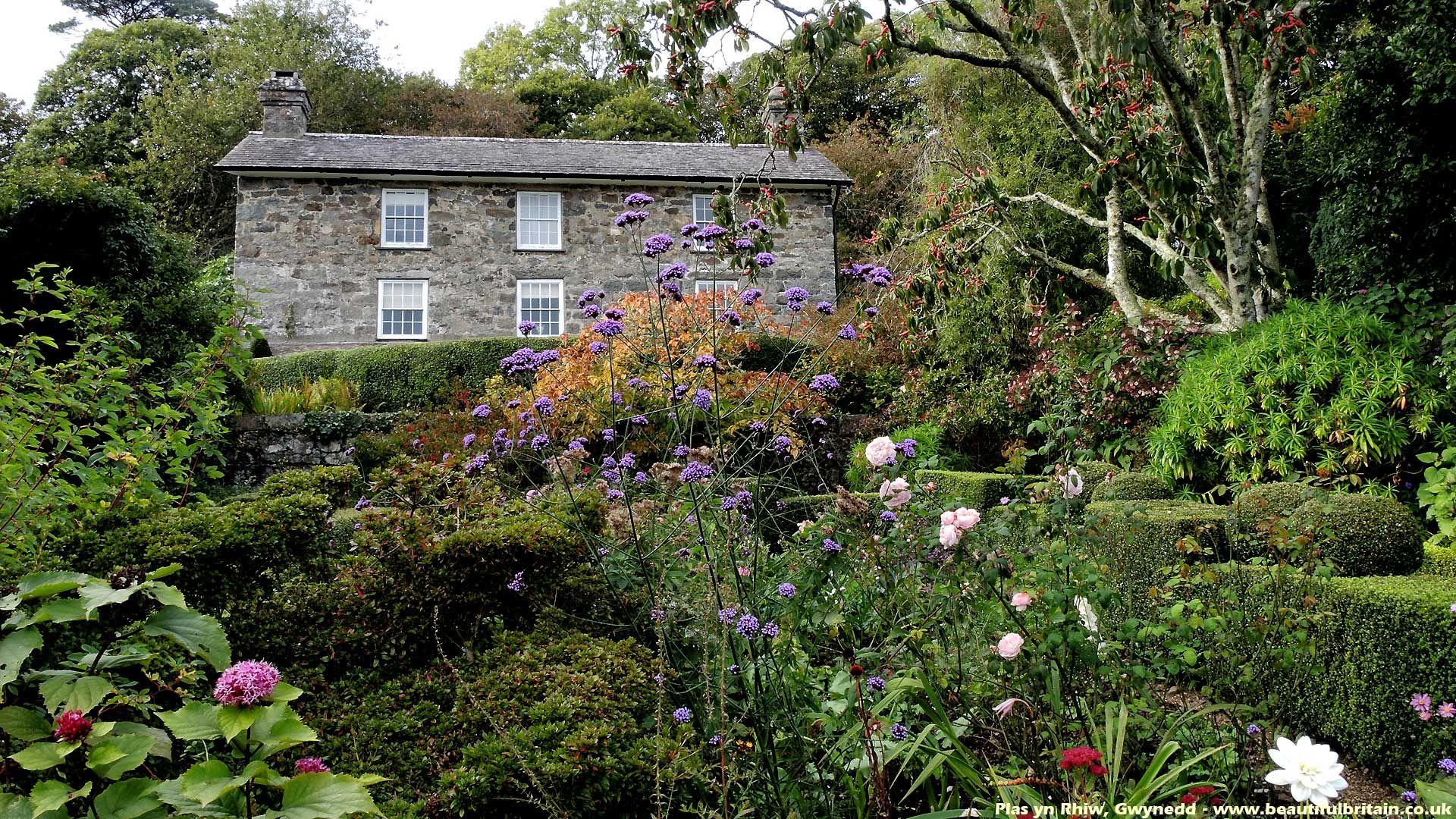 Plas Yn Rhiw Gwynedd House Styles Garden Home Decor