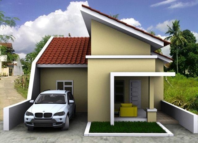 Gambar Atap Rumah Minimalis Teras Samping di 2020 Rumah