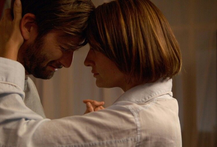 """David Tennant in """"Recovery """""""