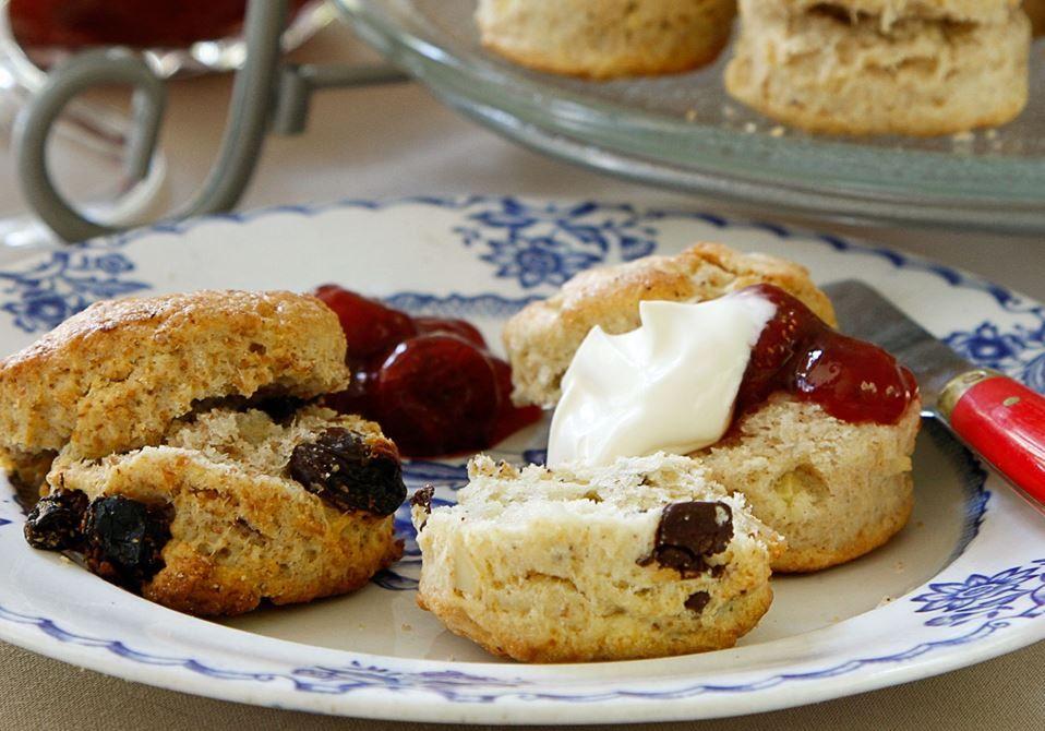 Lactosevrije scones Recept in 2020 Voedsel ideeën