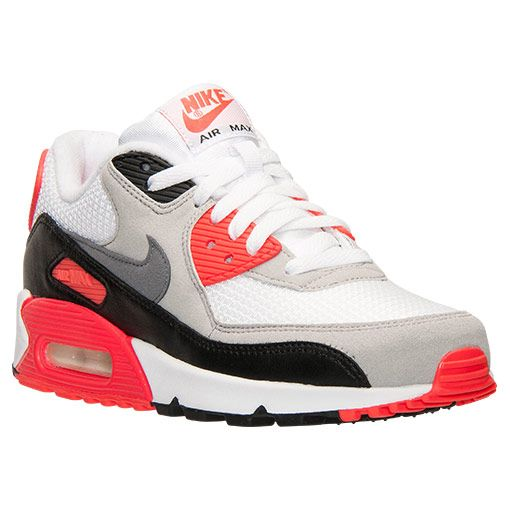 Women's Nike Air Max 90 OG Running Shoes 742455 100