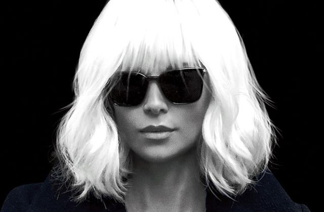 Image Result For Atomic Blonde Hair Atomic Blonde Charlize