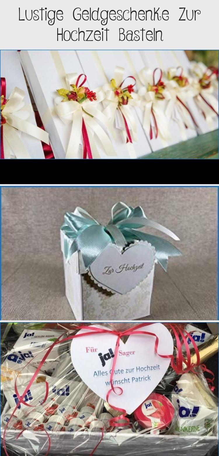 Lustige Geldgeschenke Zur Hochzeit Basteln Lustige