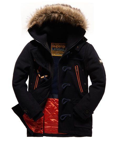 Superdry Guardsman Duffle Jacket | Warmth | Jackets