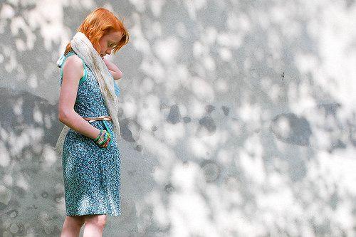 Soleil dress by Polkadotjes., via Flickr
