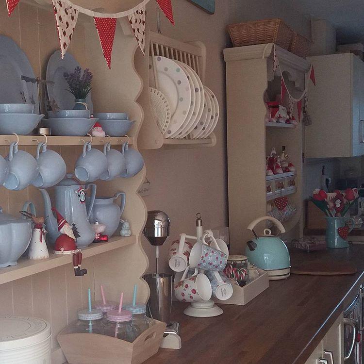 Rainbow Kitchen Decor: Safe To Say I Think We Are Christmas Ready!!!