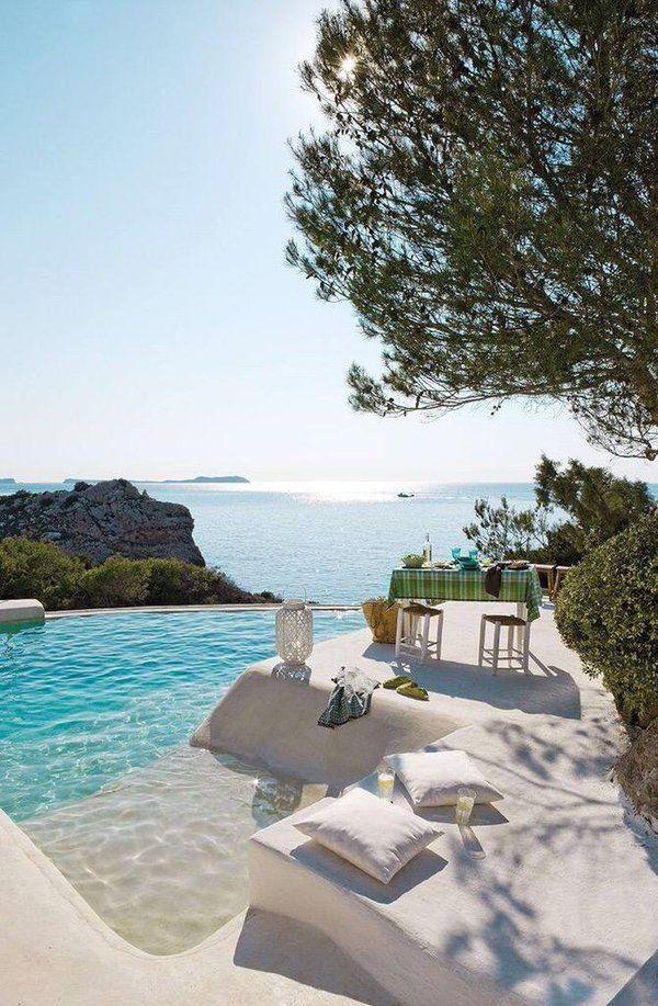 Paradise Piscines De Reve Piscine Maison De Vacances