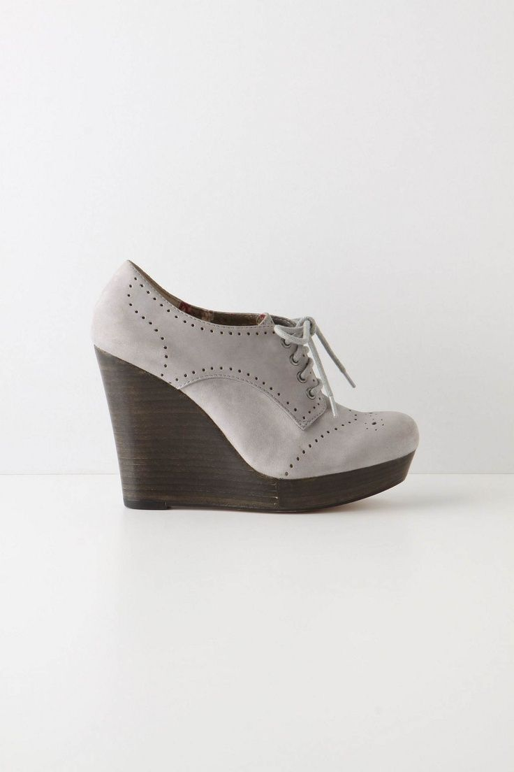 grey oxford wedges trends oxford