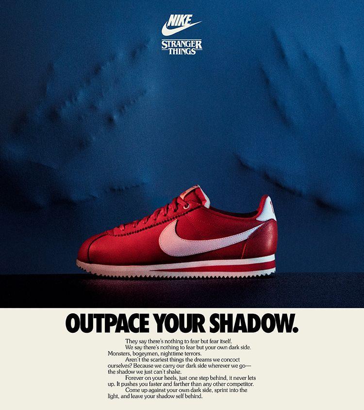 Nike SNKRS Nike, Nike snkrs, Stranger things