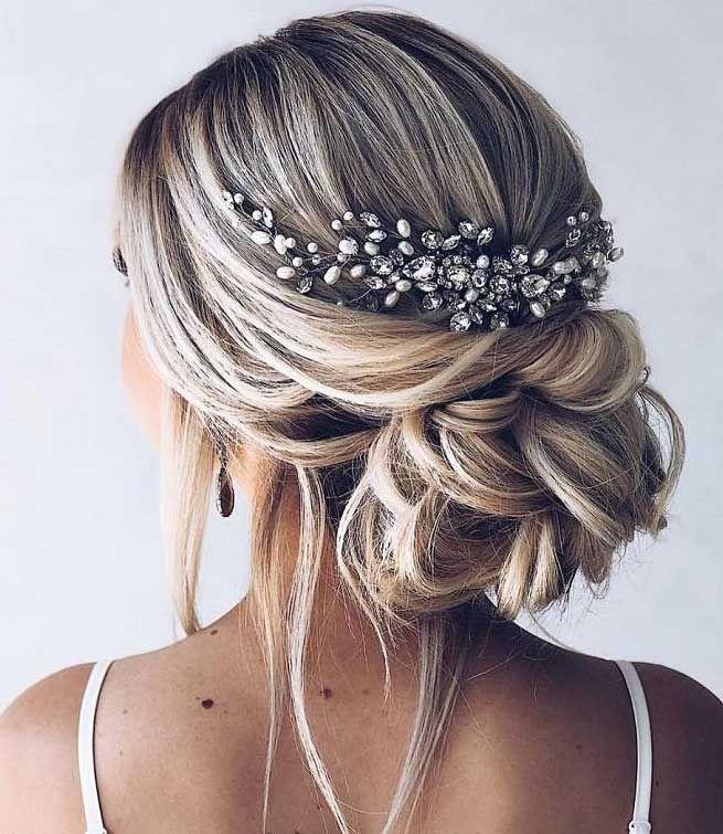 39 Gorgeous Wedding Hairstyles For the Elegant Bri