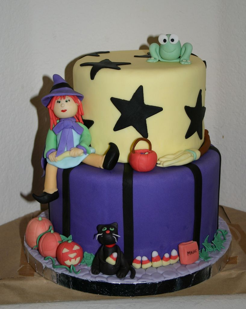 Pin by belkys paredes on Cakes Pinterest Cake - Halloween Cake Decorating Ideas