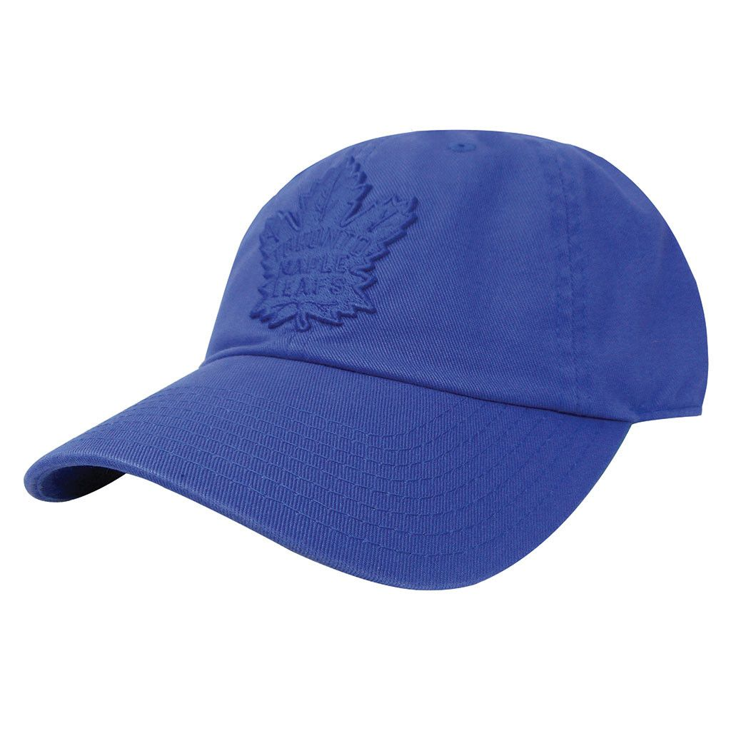 Toronto Maple Leafs American Needle New Logo Ballpark Tonal Adjustable Strapback