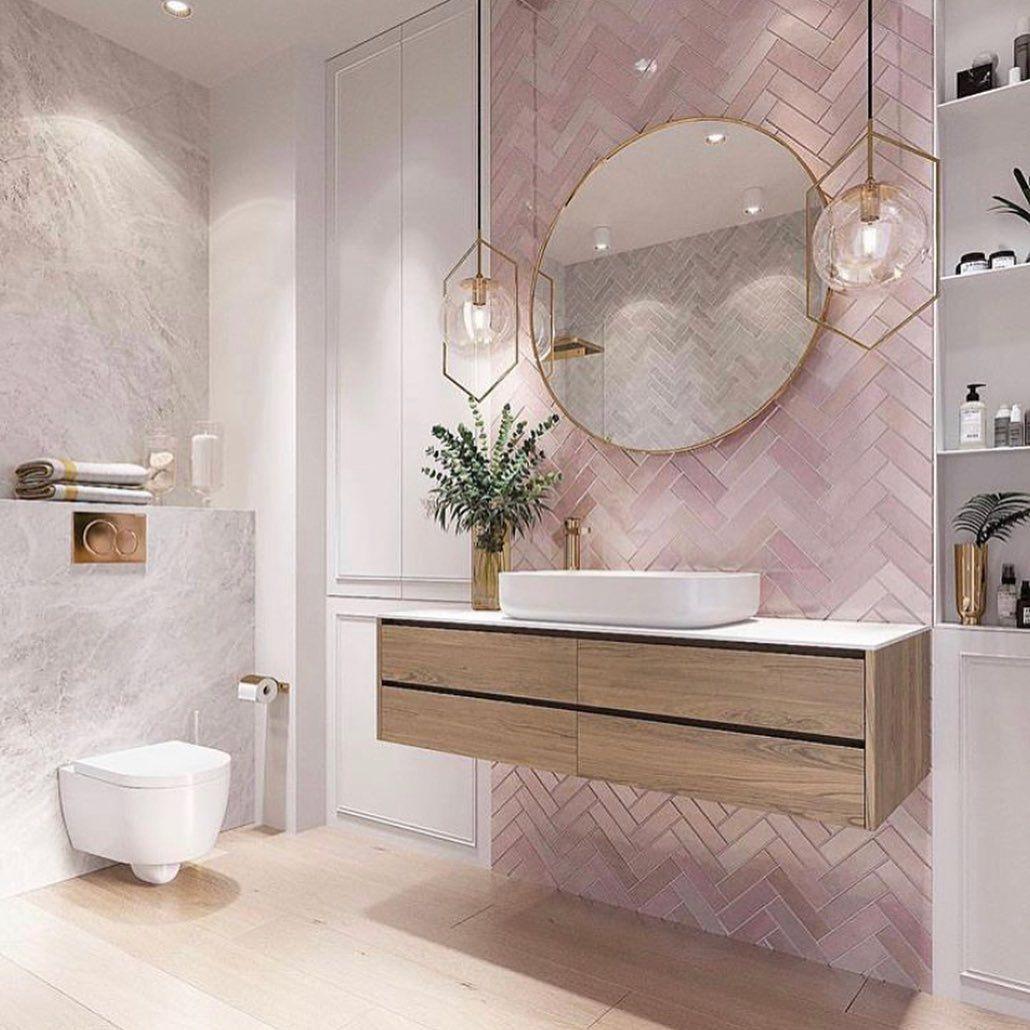 Home Decor Interior Design On Instagram Happy Friday Night Looking For Clean Contempor Bathroom Vanity Designs Bathroom Interior Design Amazing Bathrooms