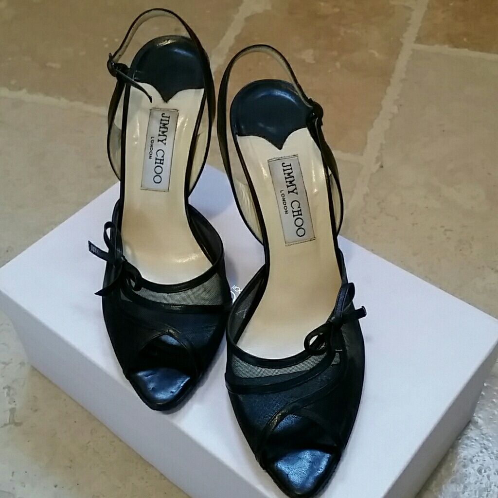 Authentic Ruth Shaw Jimmy Choo