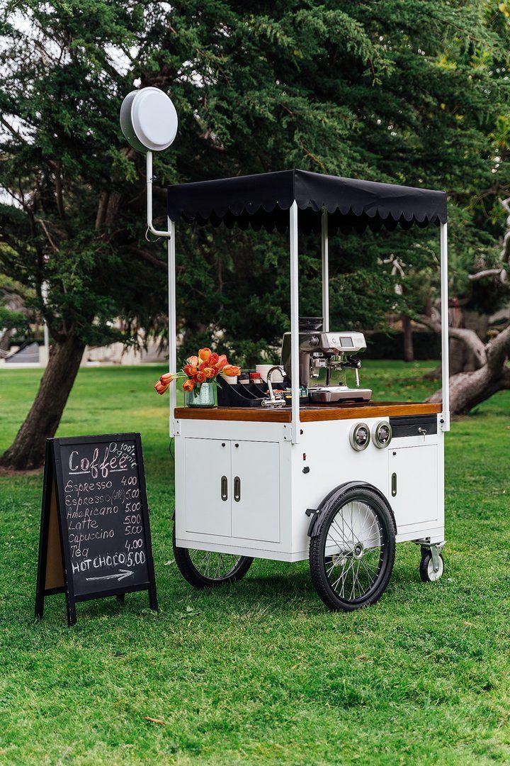 Ferla Mini Compact Vending Cart (RESERVE TODAY)