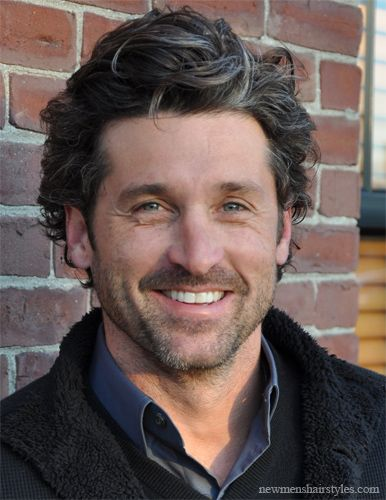 Patrick Dempsey Hairstyle Actor Hairstyles Patrick Dempsey