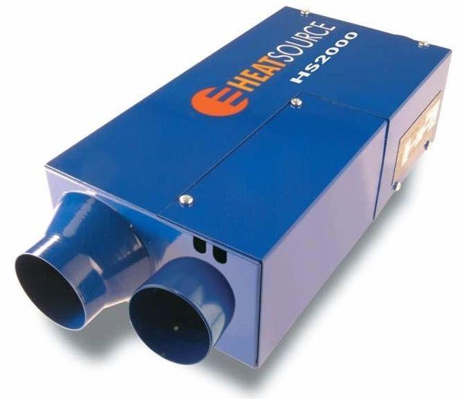 Propex Heatsource Hs2000 6 500 Btu Forced Air Propane Heater 12 Volt Propane Heater Propane Vw Vanagon