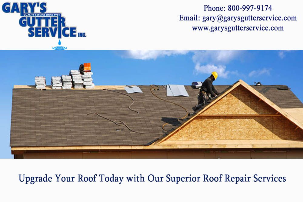 Upgrade Your Roof Today With Our Superior Roof Repair Services Roof Repair Roofing Services Gutter Services
