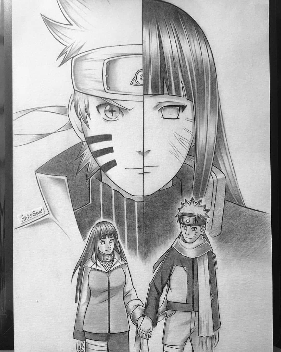 Como Desenhar Animes Em 2020 Naruto E Sasuke Desenho Arte Naruto Naruto Desenho