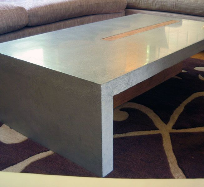 Captivating Mana Anna: Concrete Tables And How To Make Your Own, DIY