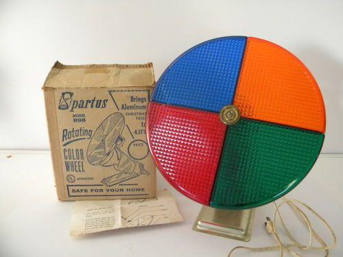 Vintage Spartus Rotating Color Wheel #898 Aluminum Christmas Tree Light  $19.99 - Pixpri Goatskin LEATHER Gardening Gloves - Comfort Fit 3D Mesh